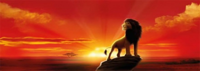 Фотообои Komar (The Lion King)